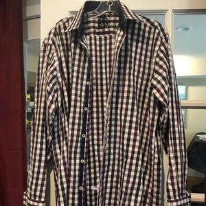 English Laundry men dress shirt